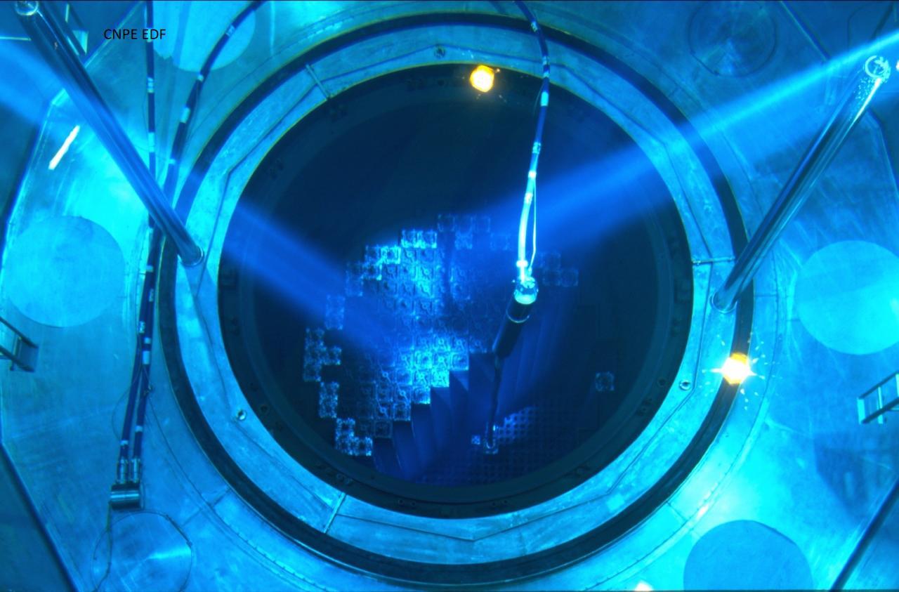 Coeur du Réacteur